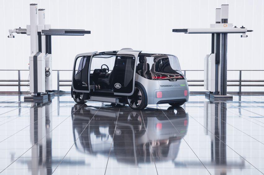 防止晕车!Jaguar Land Rover 研发舒适度侦测自驾系统 Image #130008