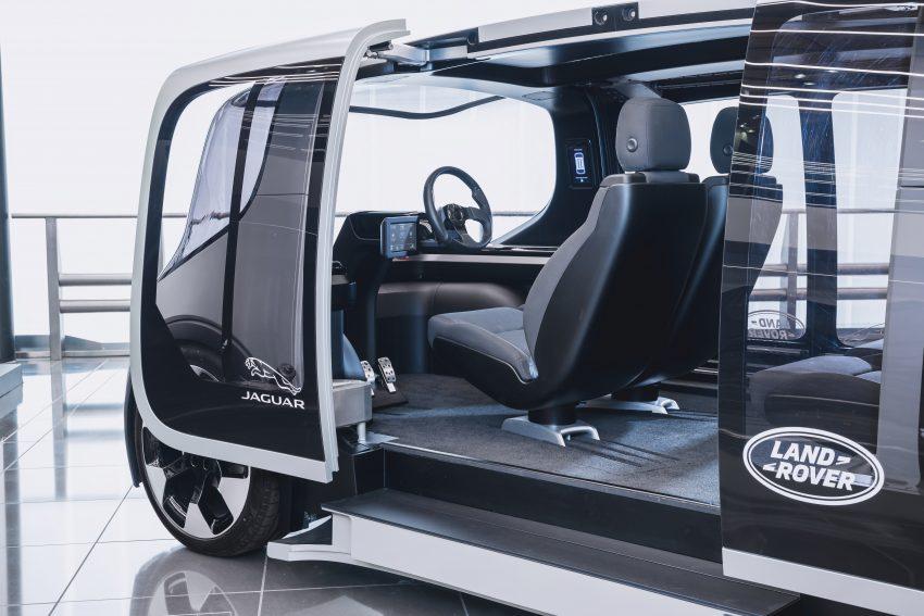 防止晕车!Jaguar Land Rover 研发舒适度侦测自驾系统 Image #130009