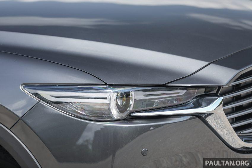 试驾:2020 Mazda CX-8,七人座 SUV 也一样能文能武 Image #134631