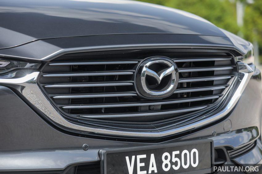 试驾:2020 Mazda CX-8,七人座 SUV 也一样能文能武 Image #134633