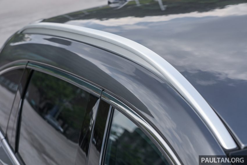 试驾:2020 Mazda CX-8,七人座 SUV 也一样能文能武 Image #134635