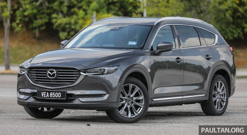 试驾:2020 Mazda CX-8,七人座 SUV 也一样能文能武 Image #134617