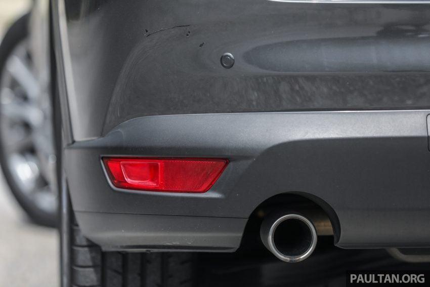 试驾:2020 Mazda CX-8,七人座 SUV 也一样能文能武 Image #134645