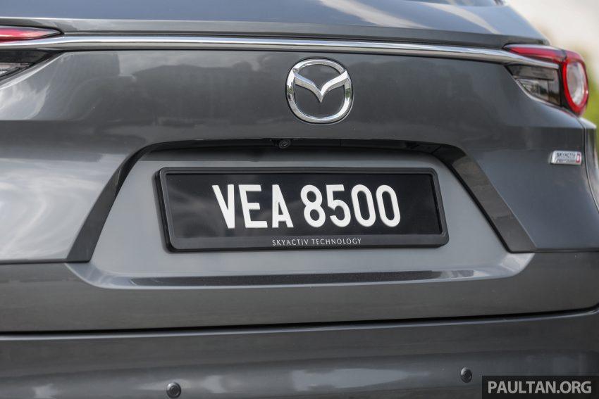 试驾:2020 Mazda CX-8,七人座 SUV 也一样能文能武 Image #134646