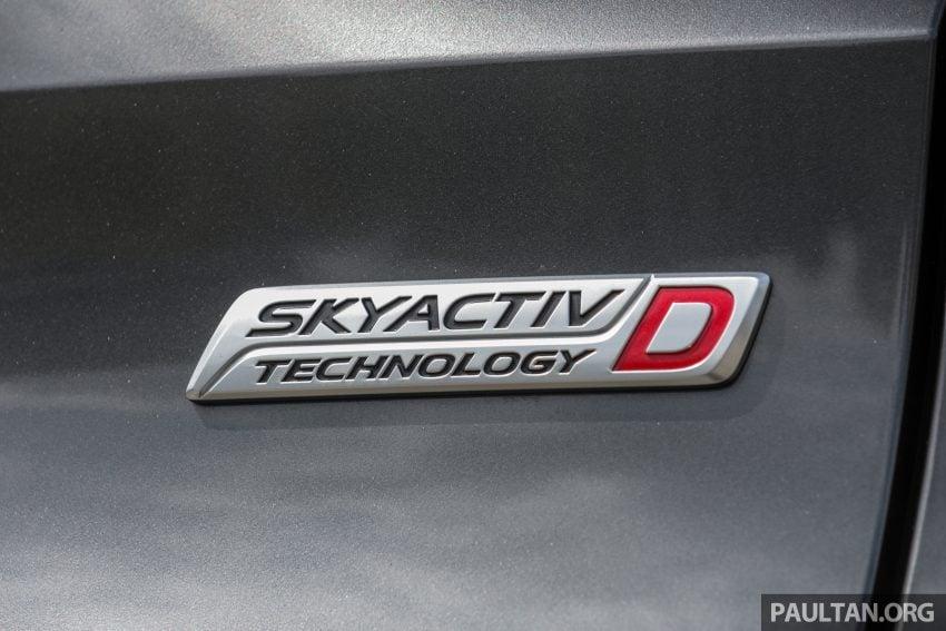 试驾:2020 Mazda CX-8,七人座 SUV 也一样能文能武 Image #134650