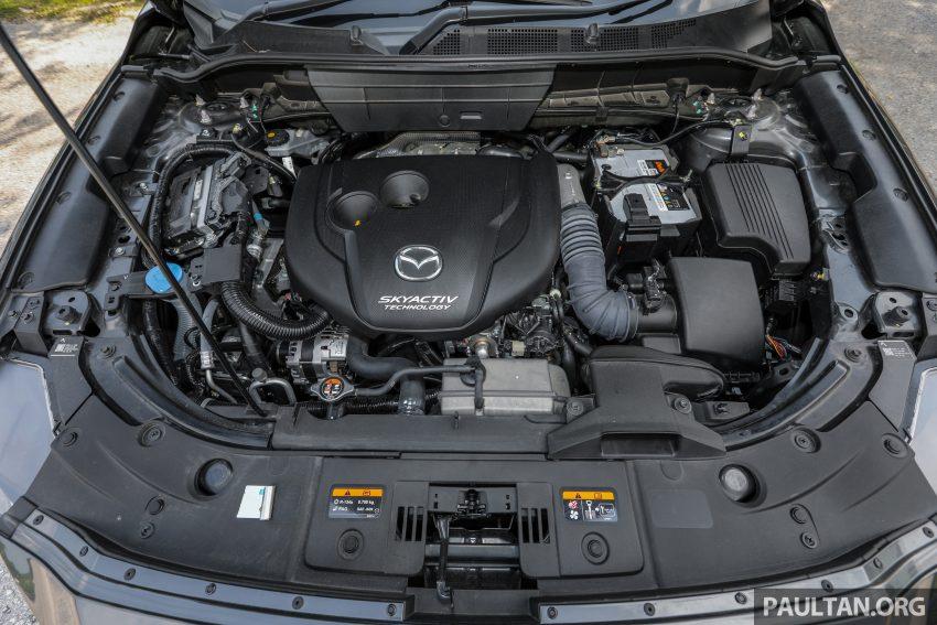 试驾:2020 Mazda CX-8,七人座 SUV 也一样能文能武 Image #134651