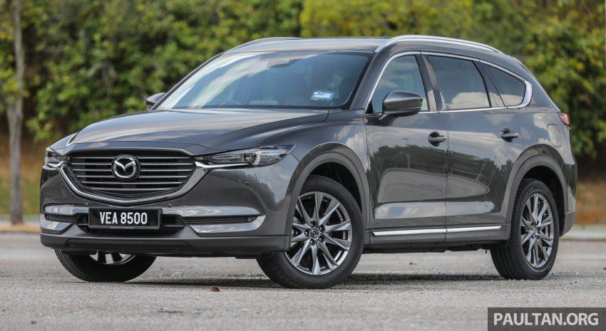 试驾:2020 Mazda CX-8,七人座 SUV 也一样能文能武 Image #134618