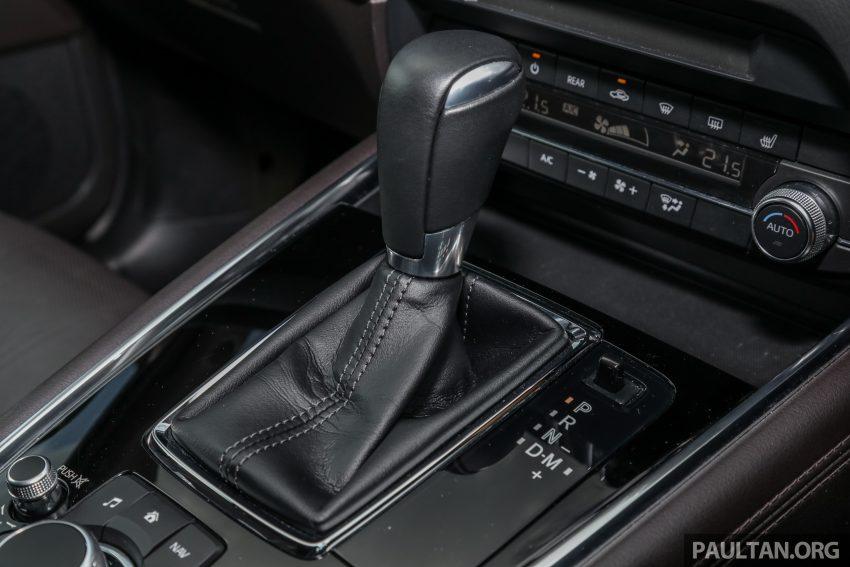 试驾:2020 Mazda CX-8,七人座 SUV 也一样能文能武 Image #134671