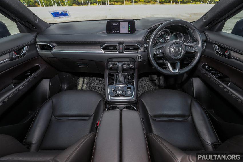试驾:2020 Mazda CX-8,七人座 SUV 也一样能文能武 Image #134655