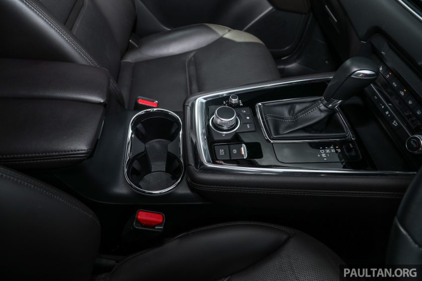 试驾:2020 Mazda CX-8,七人座 SUV 也一样能文能武 Image #134674