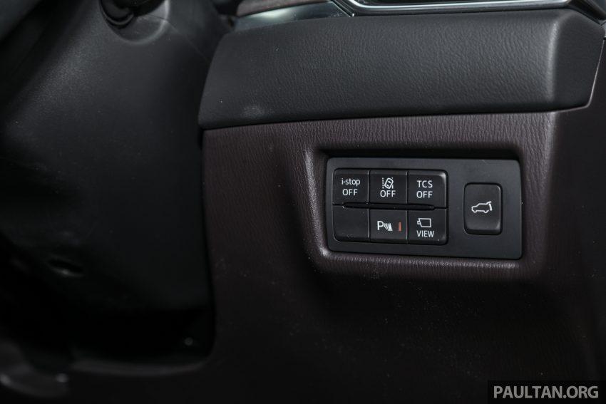 试驾:2020 Mazda CX-8,七人座 SUV 也一样能文能武 Image #134678