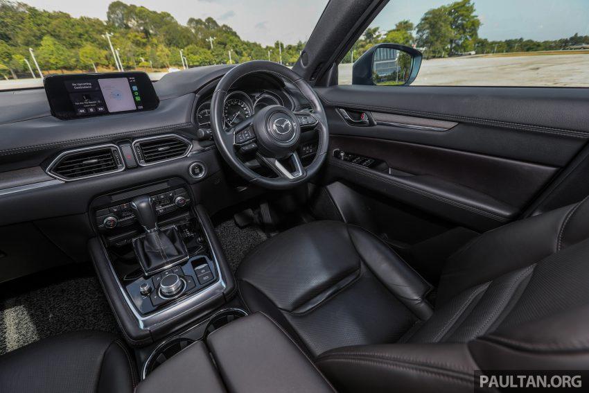 试驾:2020 Mazda CX-8,七人座 SUV 也一样能文能武 Image #134681