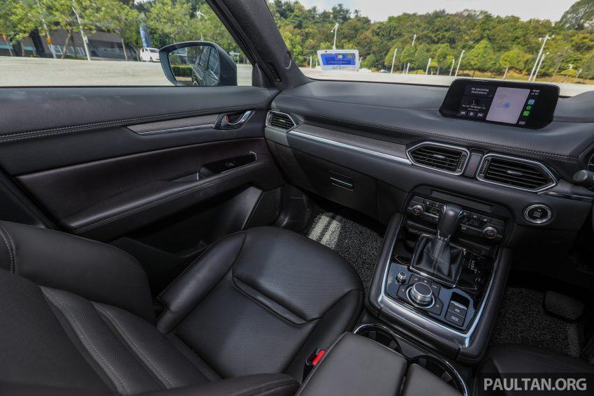 试驾:2020 Mazda CX-8,七人座 SUV 也一样能文能武 Image #134682