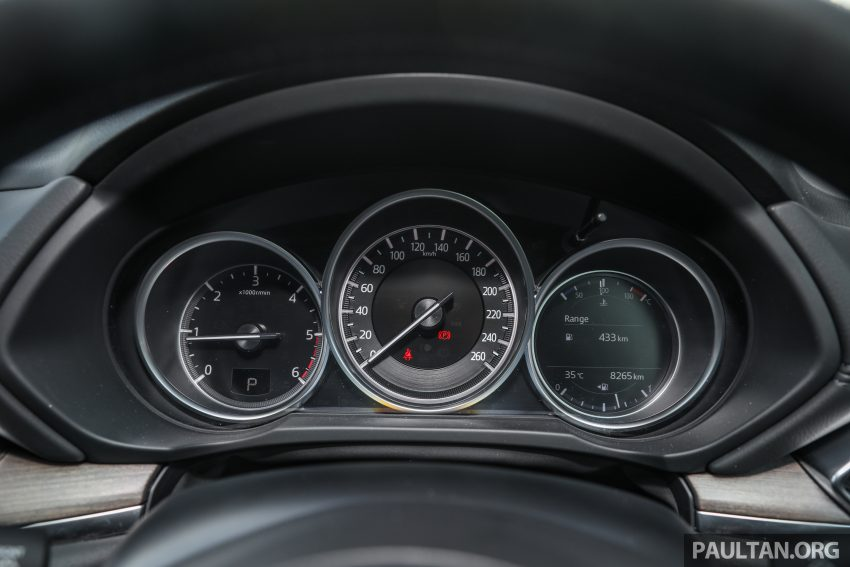试驾:2020 Mazda CX-8,七人座 SUV 也一样能文能武 Image #134656