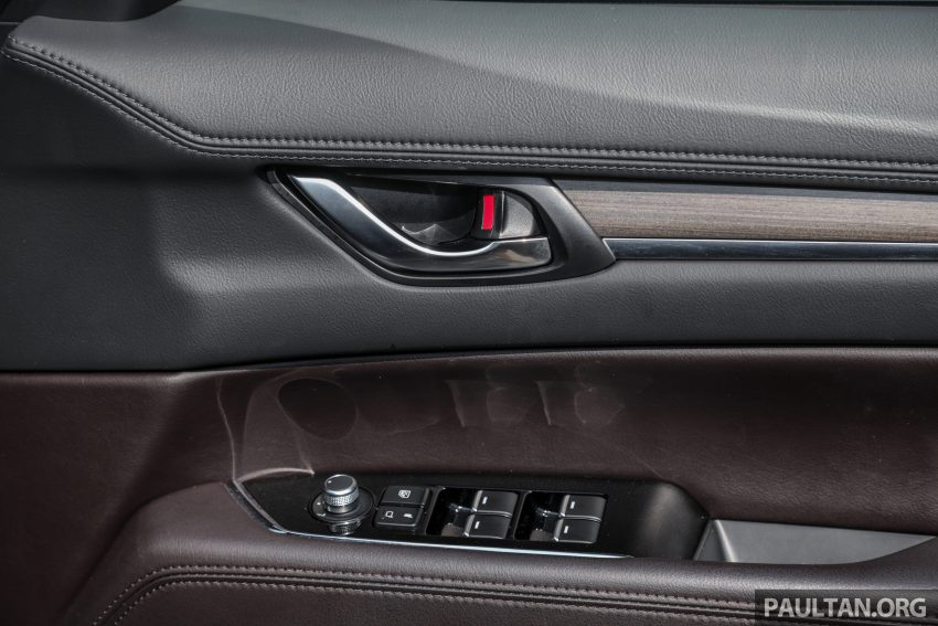 试驾:2020 Mazda CX-8,七人座 SUV 也一样能文能武 Image #134692