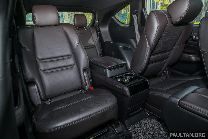 试驾:2020 Mazda CX-8,七人座 SUV 也一样能文能武 Image #134696