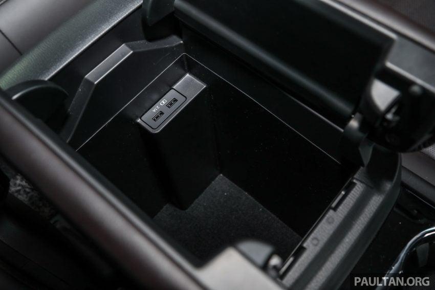 试驾:2020 Mazda CX-8,七人座 SUV 也一样能文能武 Image #134698