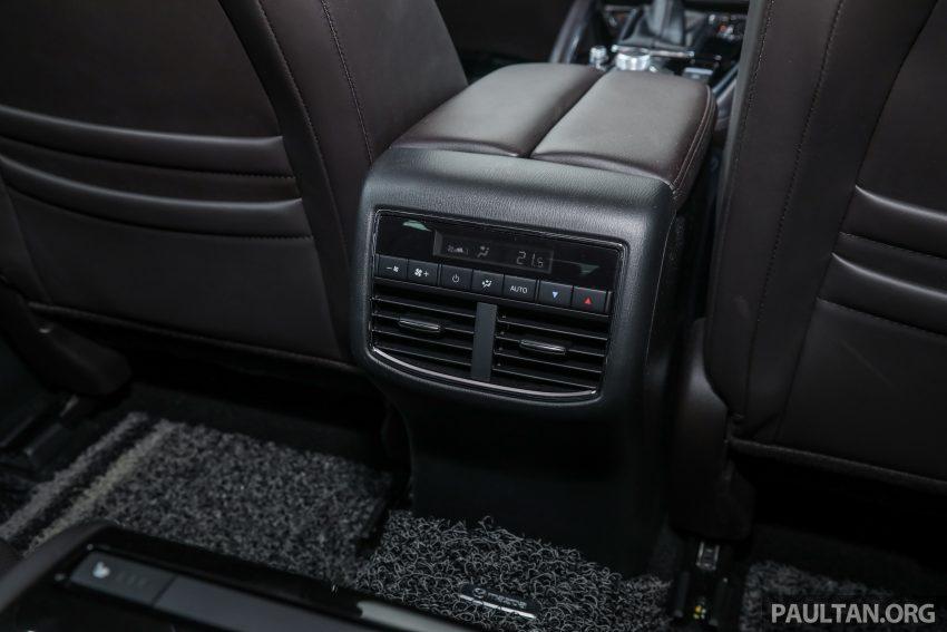 试驾:2020 Mazda CX-8,七人座 SUV 也一样能文能武 Image #134700