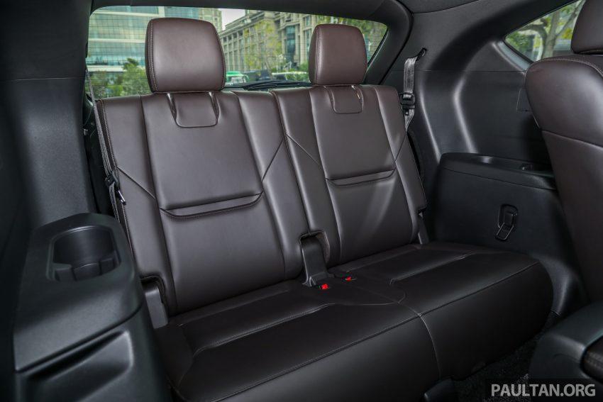 试驾:2020 Mazda CX-8,七人座 SUV 也一样能文能武 Image #134701