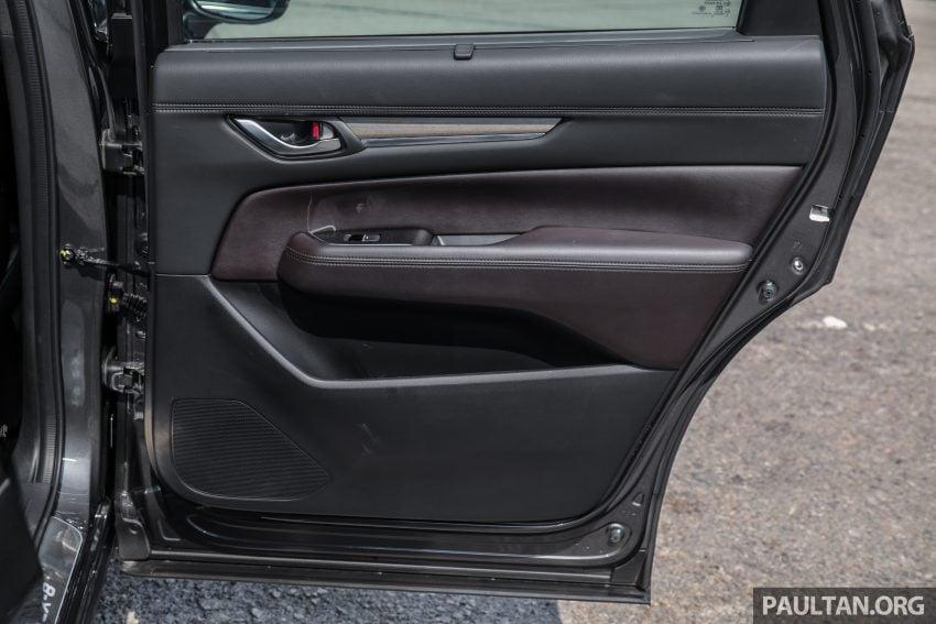 试驾:2020 Mazda CX-8,七人座 SUV 也一样能文能武 Image #134703