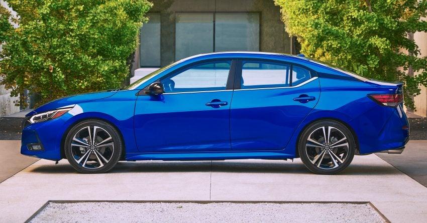 全新 Nissan Sylphy 确认来马, 配备比Almera更有诚意? Image #134325