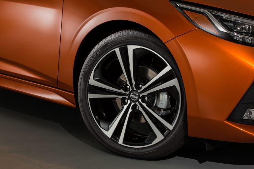 全新 Nissan Sylphy 确认来马, 配备比Almera更有诚意? Image #134306