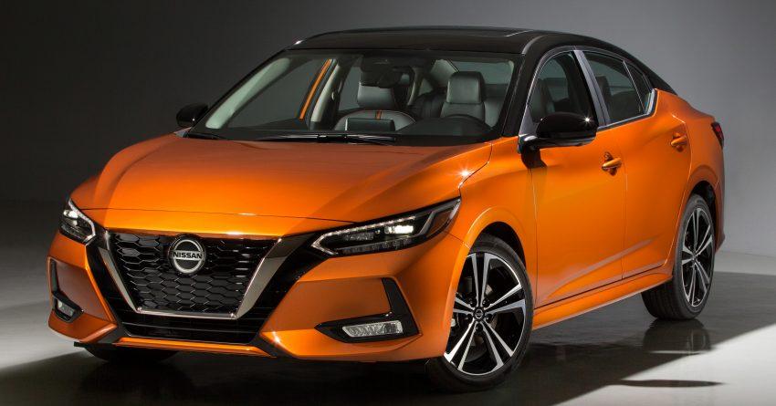 全新 Nissan Sylphy 确认来马, 配备比Almera更有诚意? Image #134307