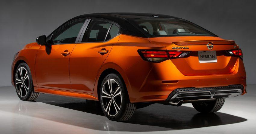 全新 Nissan Sylphy 确认来马, 配备比Almera更有诚意? Image #134311