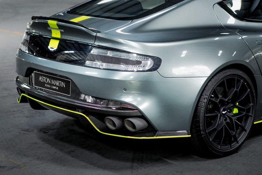 Aston Martin Rapide AMR 本地上市, 仅有2辆价格110万起 Image #134413