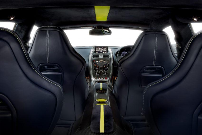 Aston Martin Rapide AMR 本地上市, 仅有2辆价格110万起 Image #134419