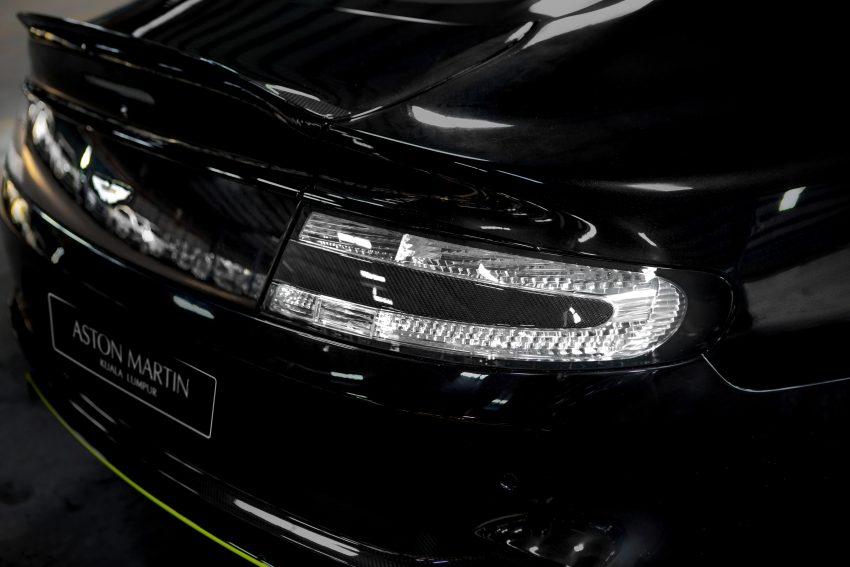 Aston Martin Rapide AMR 本地上市, 仅有2辆价格110万起 Image #134424