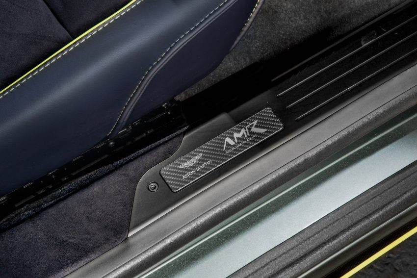 Aston Martin Rapide AMR 本地上市, 仅有2辆价格110万起 Image #134428