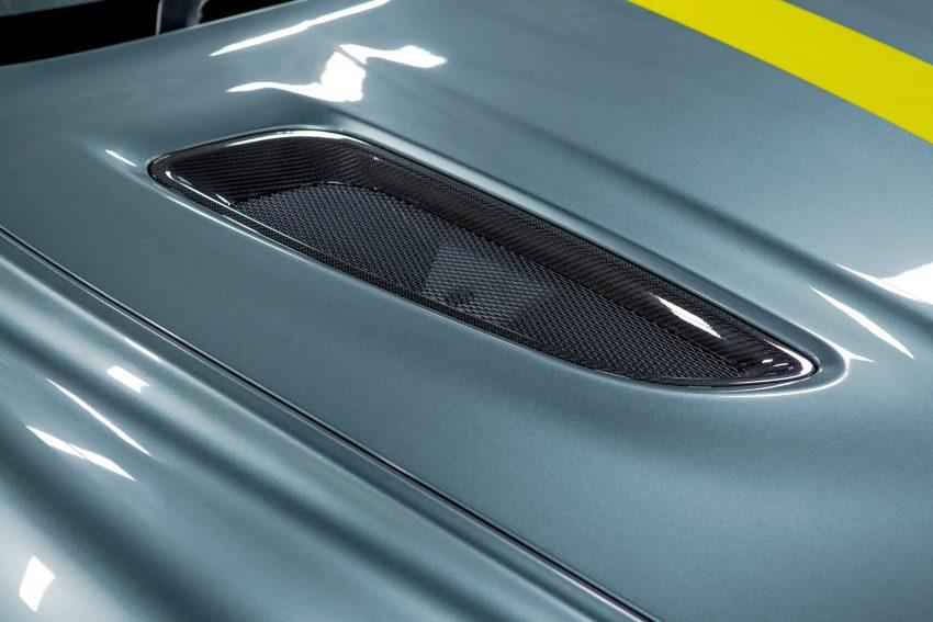 Aston Martin Rapide AMR 本地上市, 仅有2辆价格110万起 Image #134412