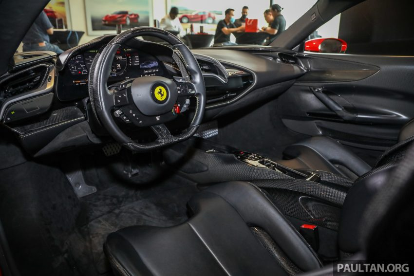 首款PHEV, Ferrari SF90 Stradale 本地上市, 190.8万起跳 Image #135446