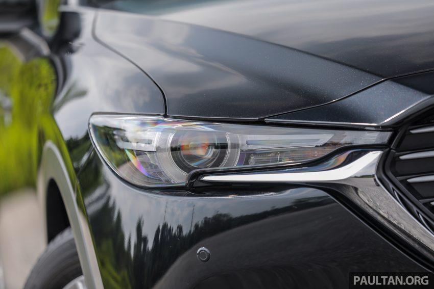 试驾:2020 Mazda CX-8,七人座 SUV 也一样能文能武 Image #134729