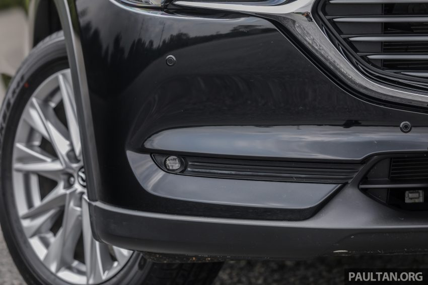 试驾:2020 Mazda CX-8,七人座 SUV 也一样能文能武 Image #134731