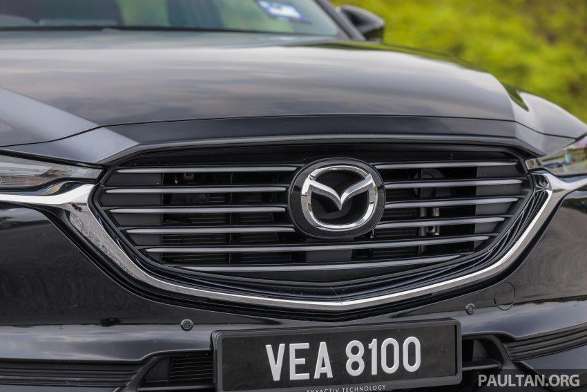 试驾:2020 Mazda CX-8,七人座 SUV 也一样能文能武 Image #134732