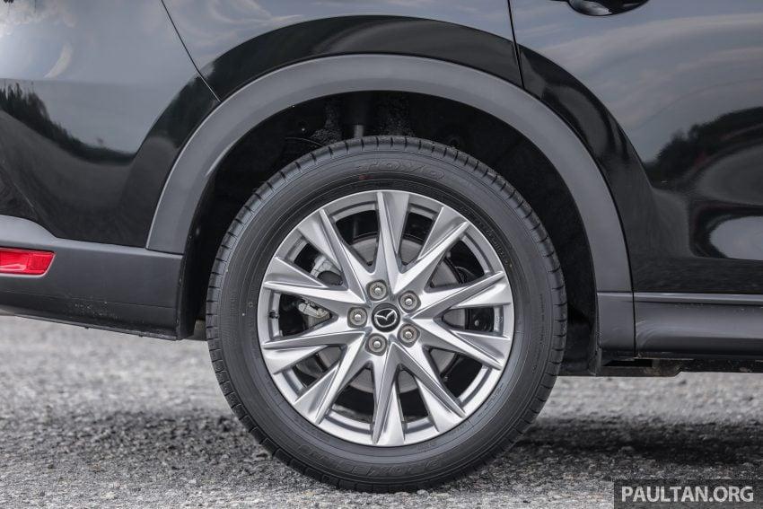 试驾:2020 Mazda CX-8,七人座 SUV 也一样能文能武 Image #134735