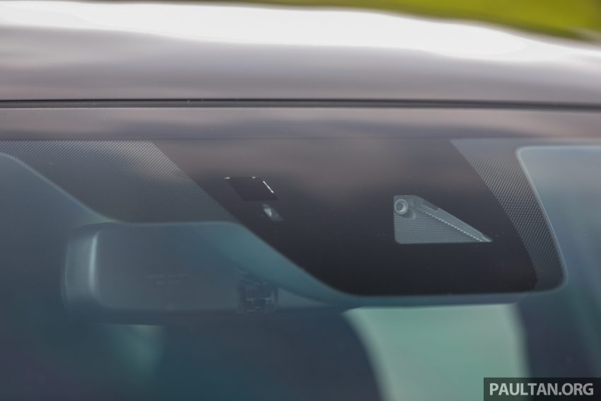 试驾:2020 Mazda CX-8,七人座 SUV 也一样能文能武 Image #134736