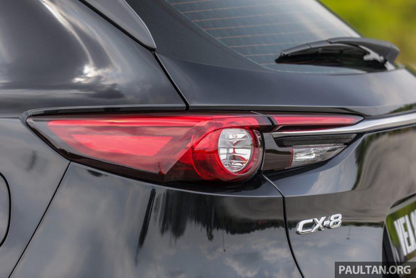 试驾:2020 Mazda CX-8,七人座 SUV 也一样能文能武 Image #134742
