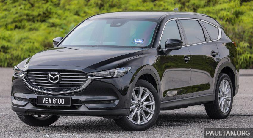 试驾:2020 Mazda CX-8,七人座 SUV 也一样能文能武 Image #134716