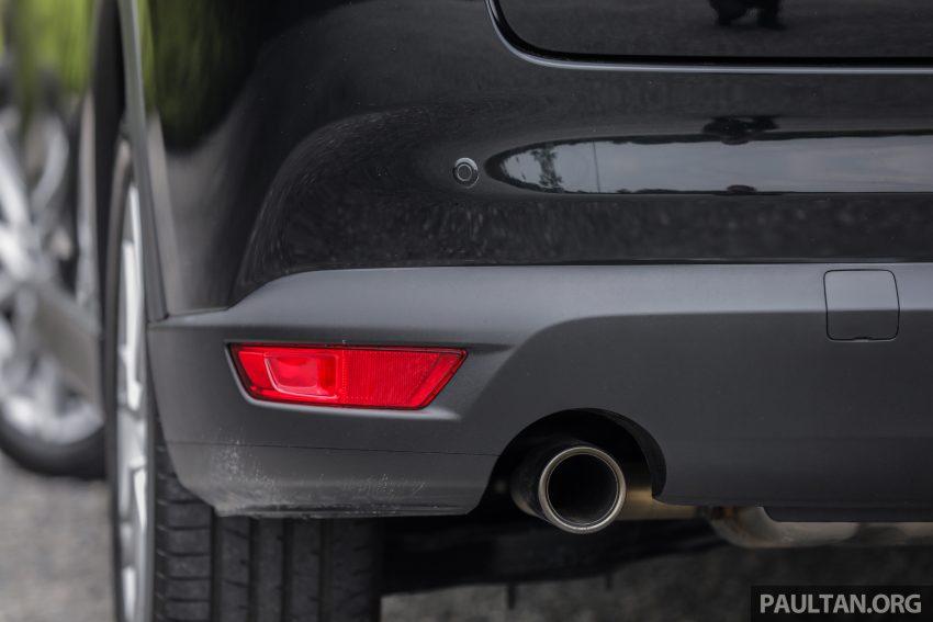 试驾:2020 Mazda CX-8,七人座 SUV 也一样能文能武 Image #134743