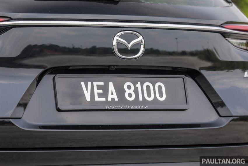 试驾:2020 Mazda CX-8,七人座 SUV 也一样能文能武 Image #134744