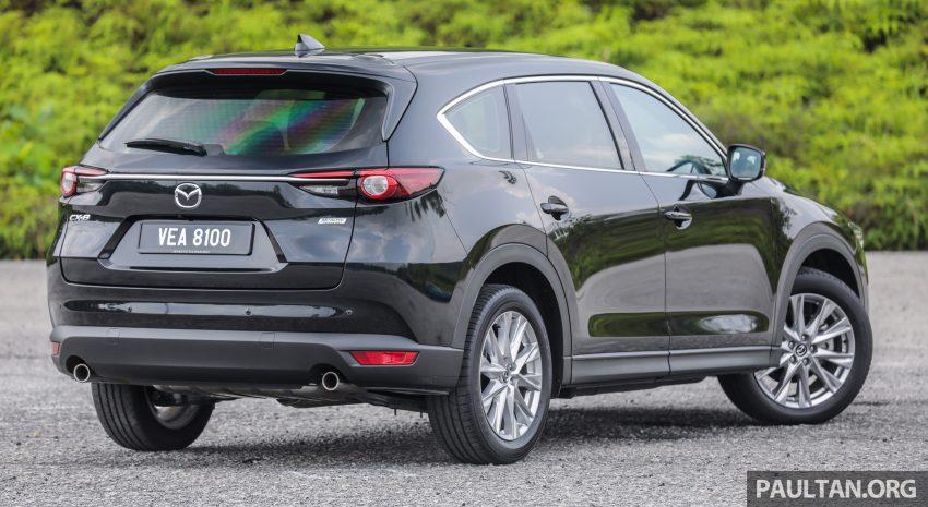 试驾:2020 Mazda CX-8,七人座 SUV 也一样能文能武 Image #134718
