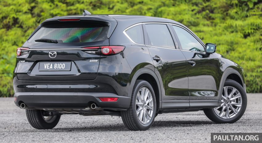 试驾:2020 Mazda CX-8,七人座 SUV 也一样能文能武 Image #134719