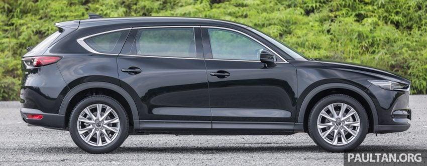 试驾:2020 Mazda CX-8,七人座 SUV 也一样能文能武 Image #134722