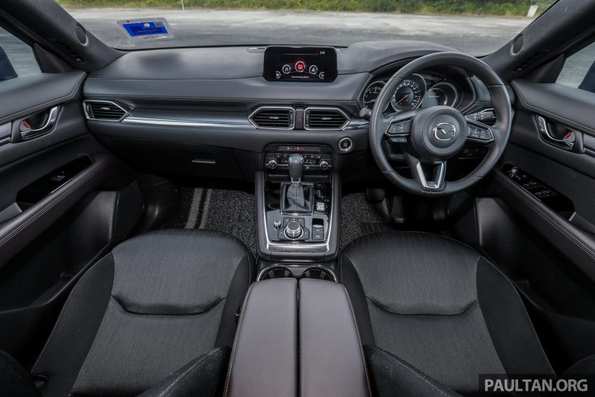 试驾:2020 Mazda CX-8,七人座 SUV 也一样能文能武 Image #134751