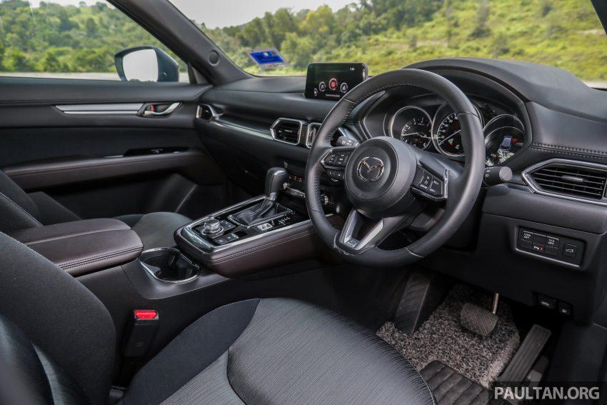 试驾:2020 Mazda CX-8,七人座 SUV 也一样能文能武 Image #134752