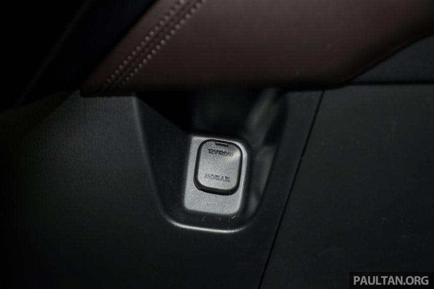试驾:2020 Mazda CX-8,七人座 SUV 也一样能文能武 Image #134773