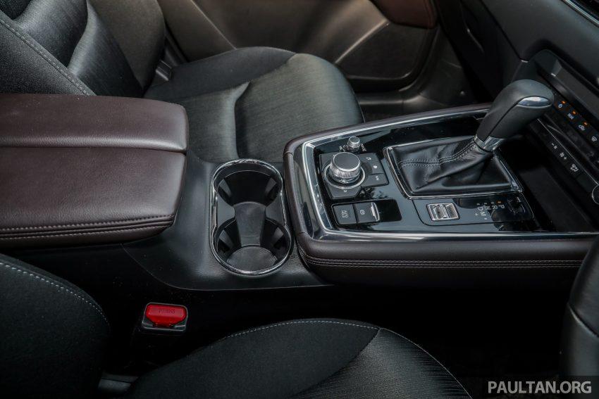 试驾:2020 Mazda CX-8,七人座 SUV 也一样能文能武 Image #134774
